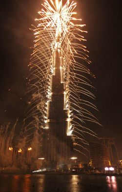 Burj Khalifa Photo Gallery | Arabic Guy