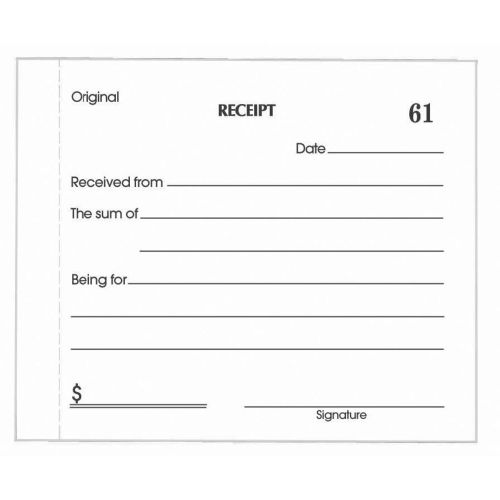 Printable Receipt Templates Arabic Guy